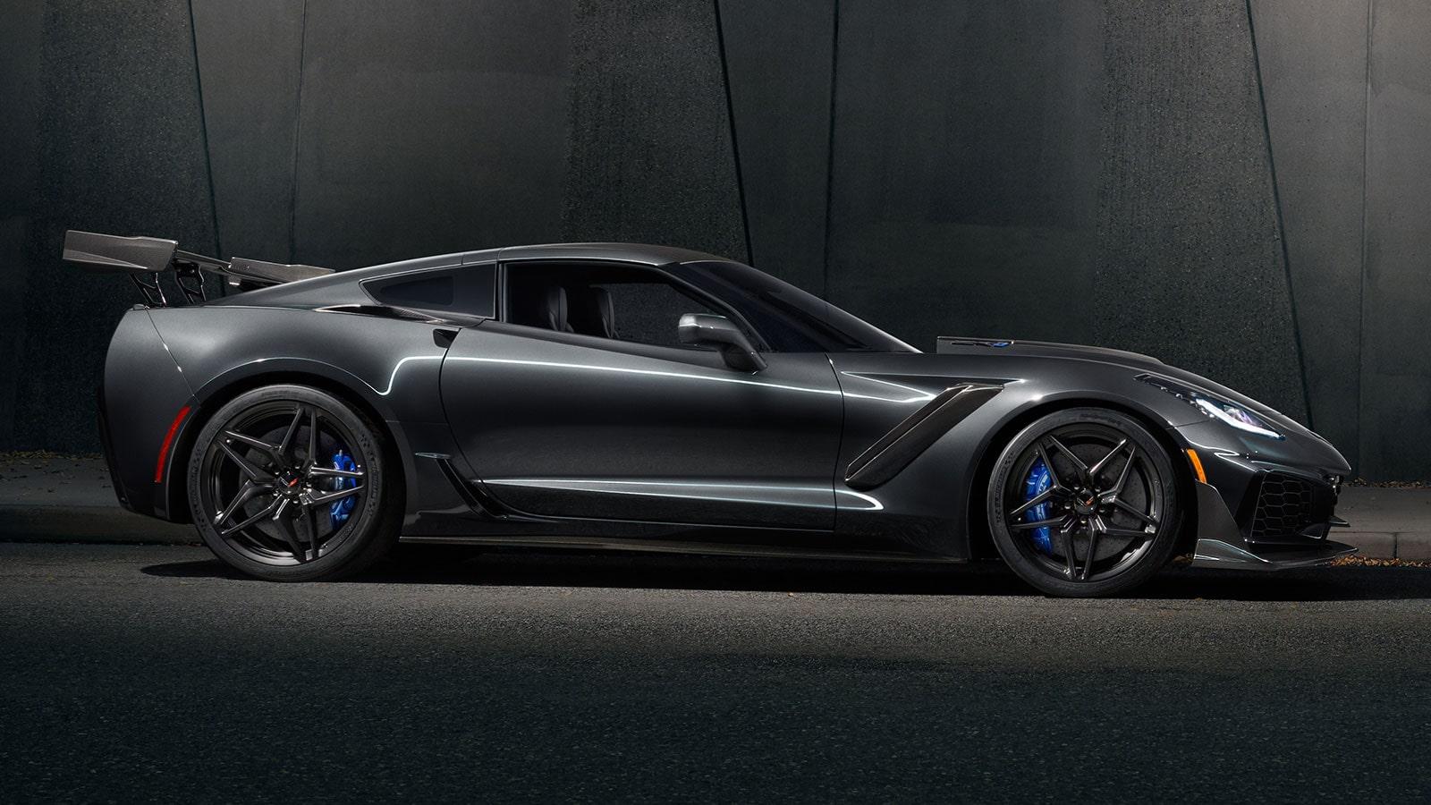 Chevrolet Homepage: 2019 Corvette ZR1 Supercar Reveal
