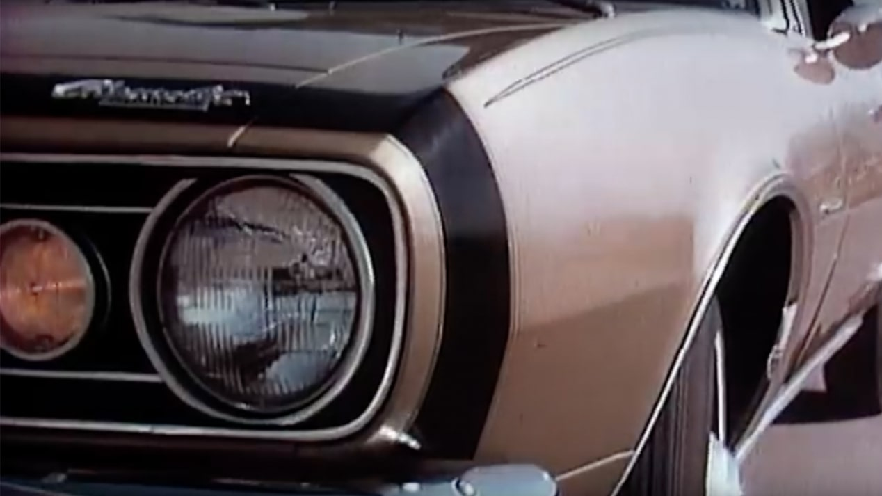 Chevrolet Camaro 50th Anniversary Edition Video: The DNA of a Legend