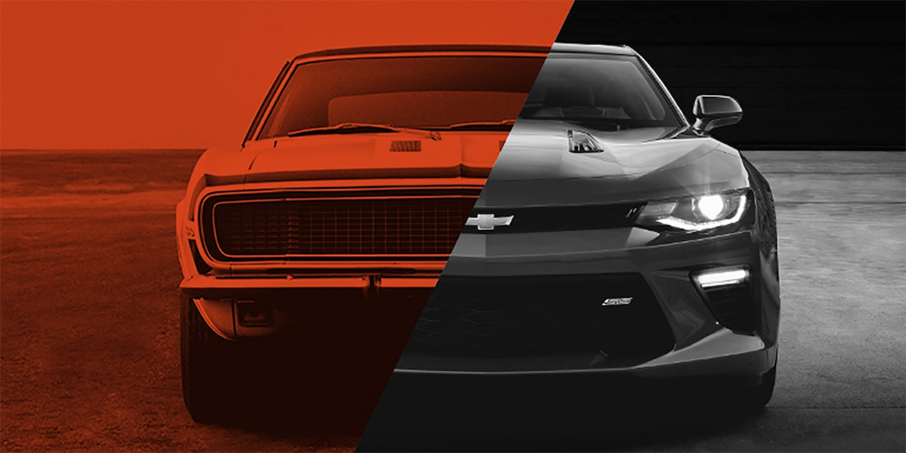 Chevrolet Camaro 50th Anniversary Edition Wallpaper: An Iconic Bloodline