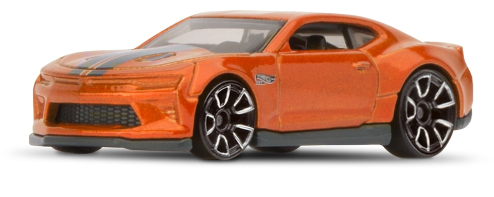 Chevrolet Camaro Hot Wheels Edition: Front view