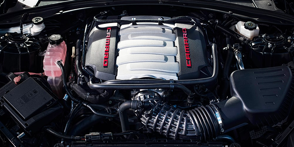 Chevrolet Camaro Ss 6 2l Lt1 V8 Engine