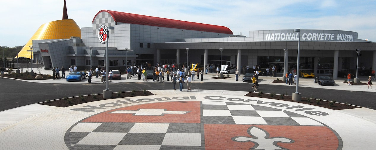 The Corvette Experience: National Corvette Museum