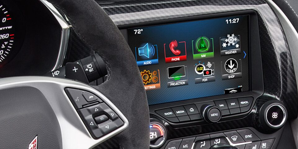 Chevrolet Performance Data Recorder: Controller Area Network