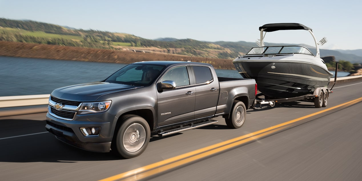 Chevrolet Colorado Towing