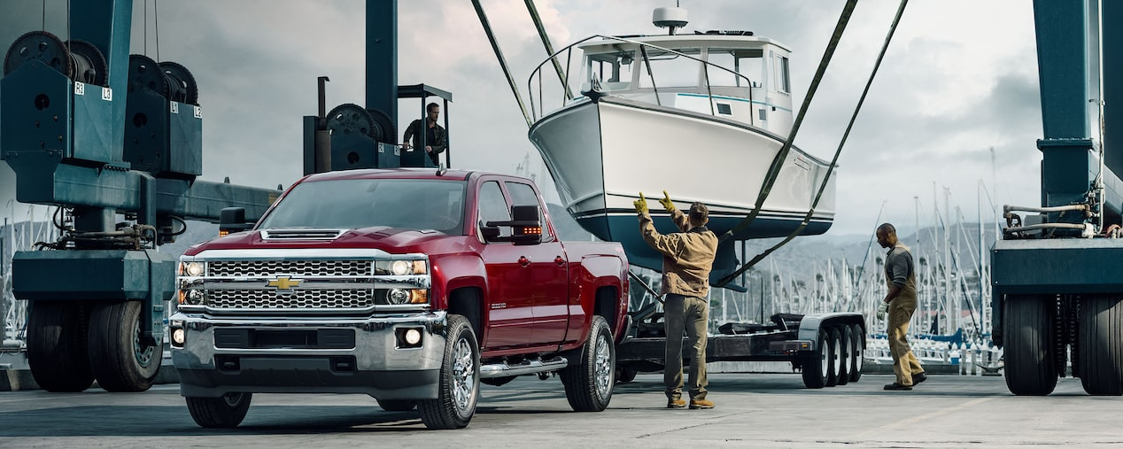 Chevy Trucks: Trailering & Towing Guide | Chevrolet