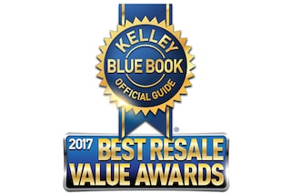 KBB: 2017 Best Resale Value Awards