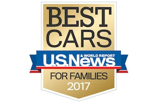 US News: 2017 Best Cars for Families