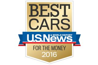US News: 2016 Best Cars for the Money