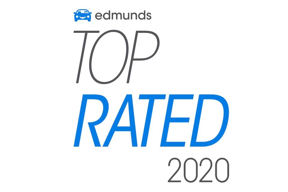 2020 Edmunds Top Rated Award
