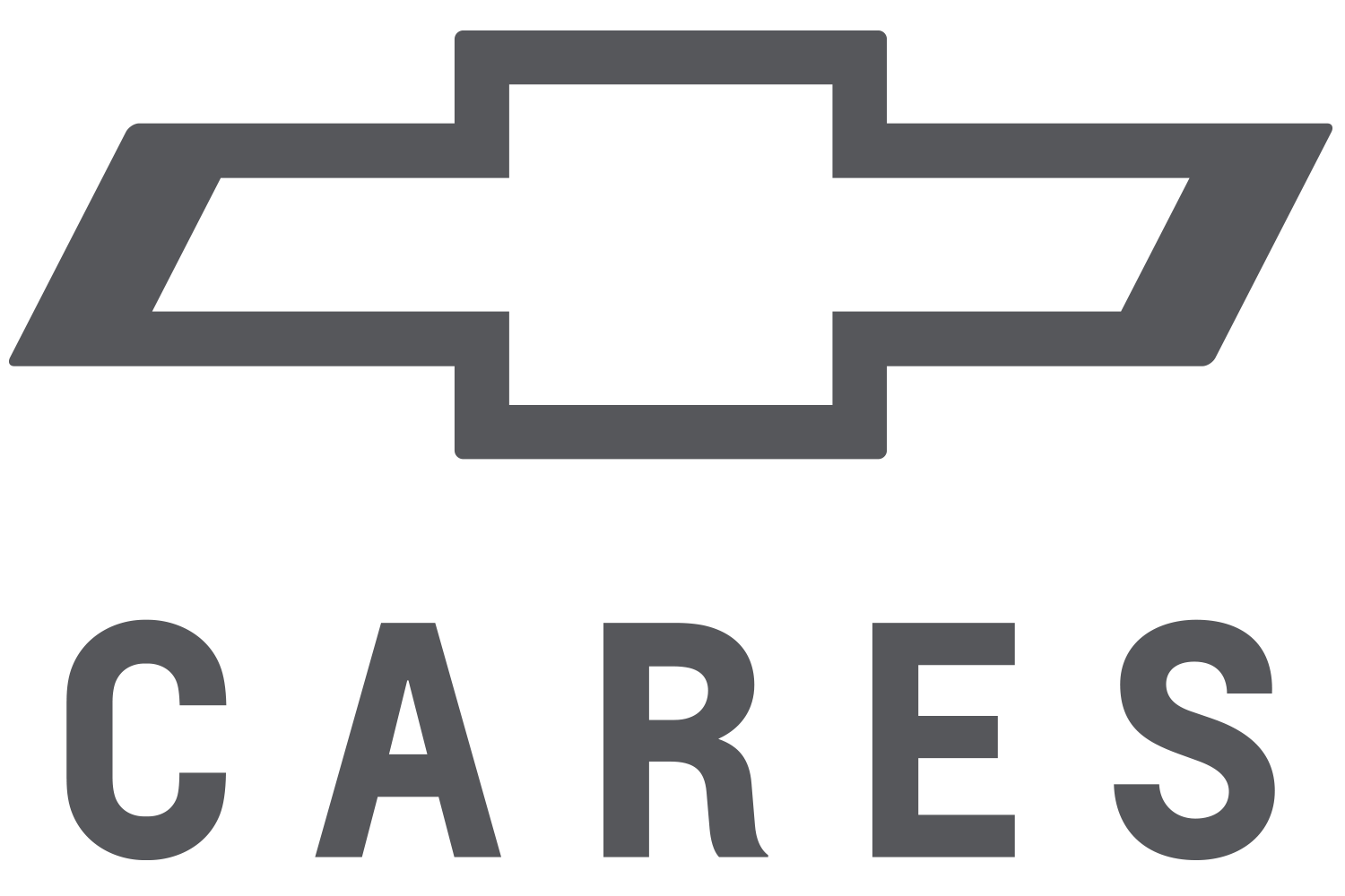 Chevrolet Cares Logo