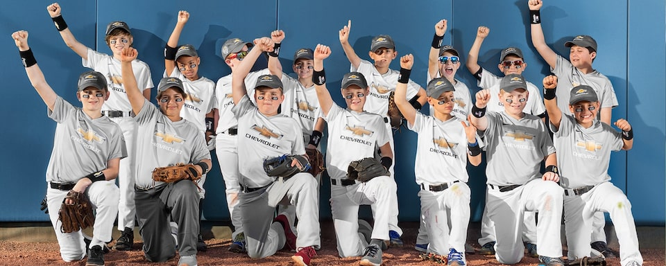 Chevy Youth Sports Baseball