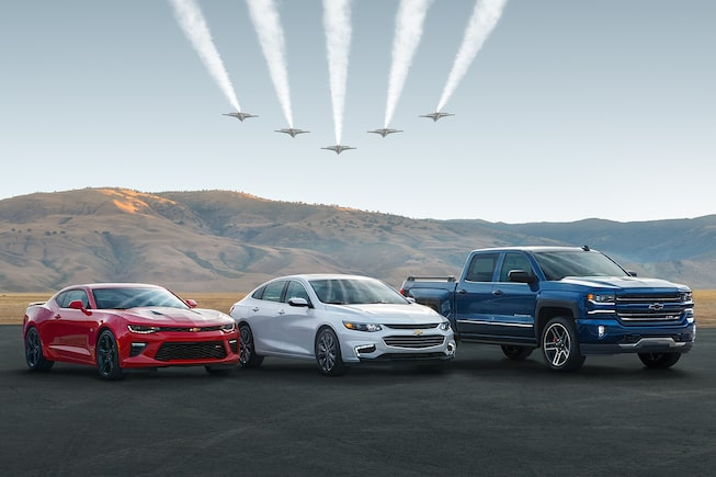 Chevy Military Discounts