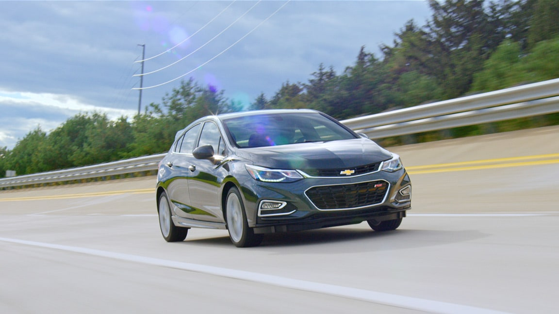Chevrolet Diesel Vehicles Performance: Torque Video