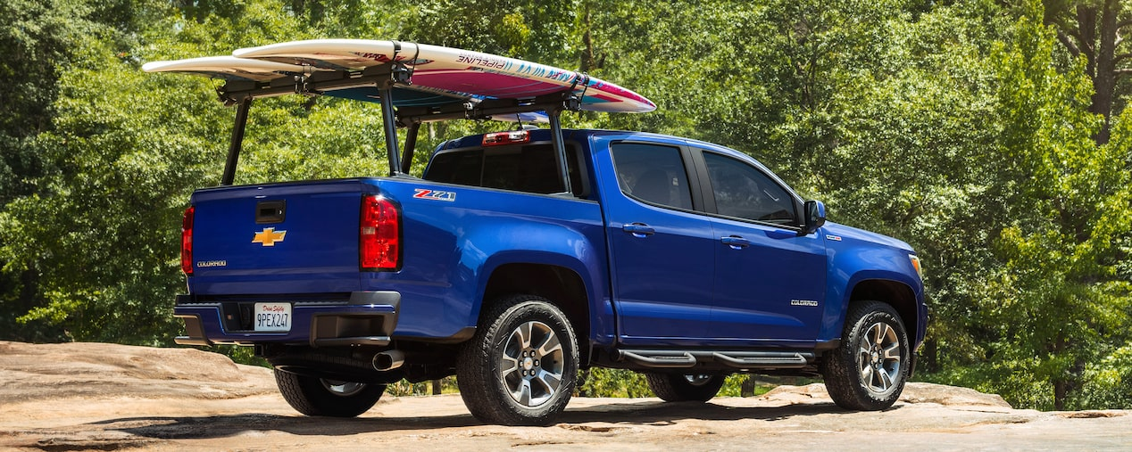 Chevrolet Diesel Vehicles: Colorado