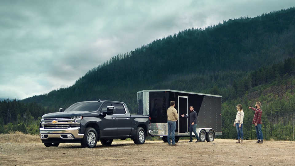 Chevrolet Films: Invisible Trailer