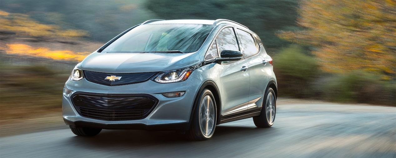 Chevrolet Fuel Economy 2017 Bolt Premier Ev