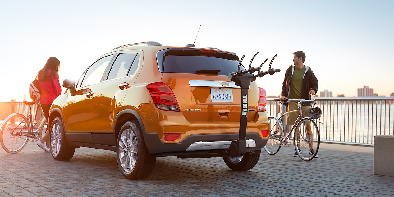Chevrolet fuel economy trax