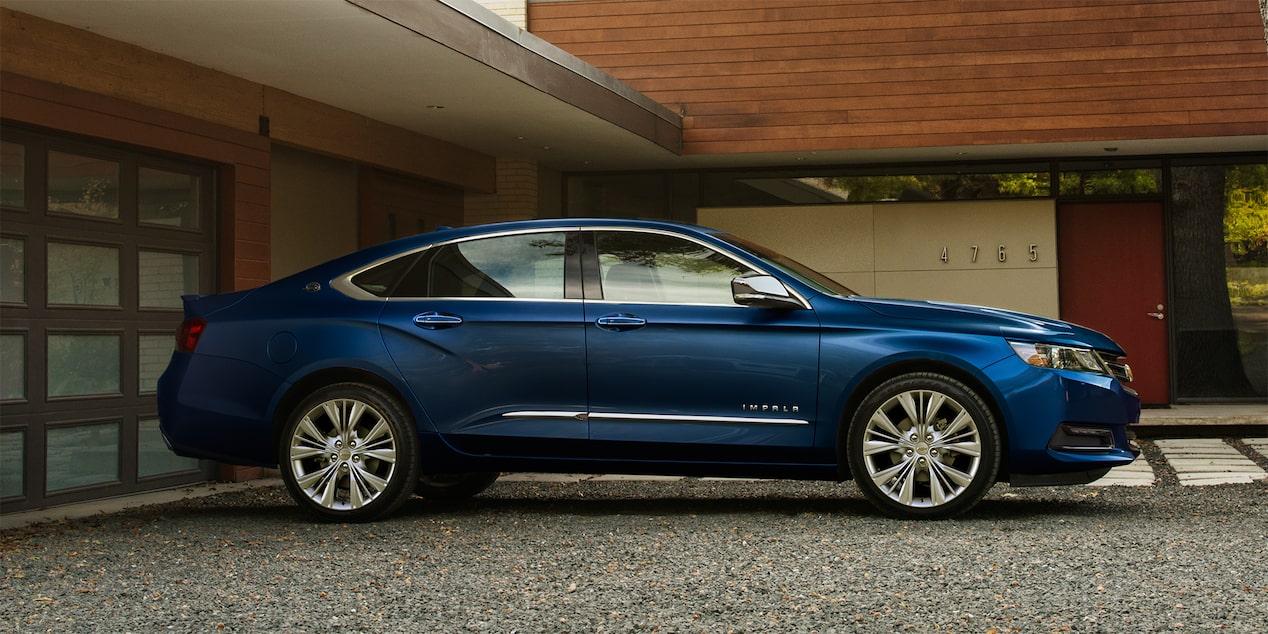 Chevrolet Fuel Economy Impala