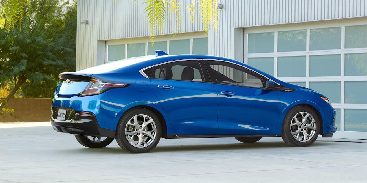 Chevrolet fuel economy volt
