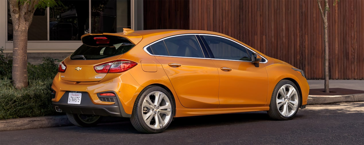 Chevrolet Fuel Economy 2017 Cruze Premier Hatch