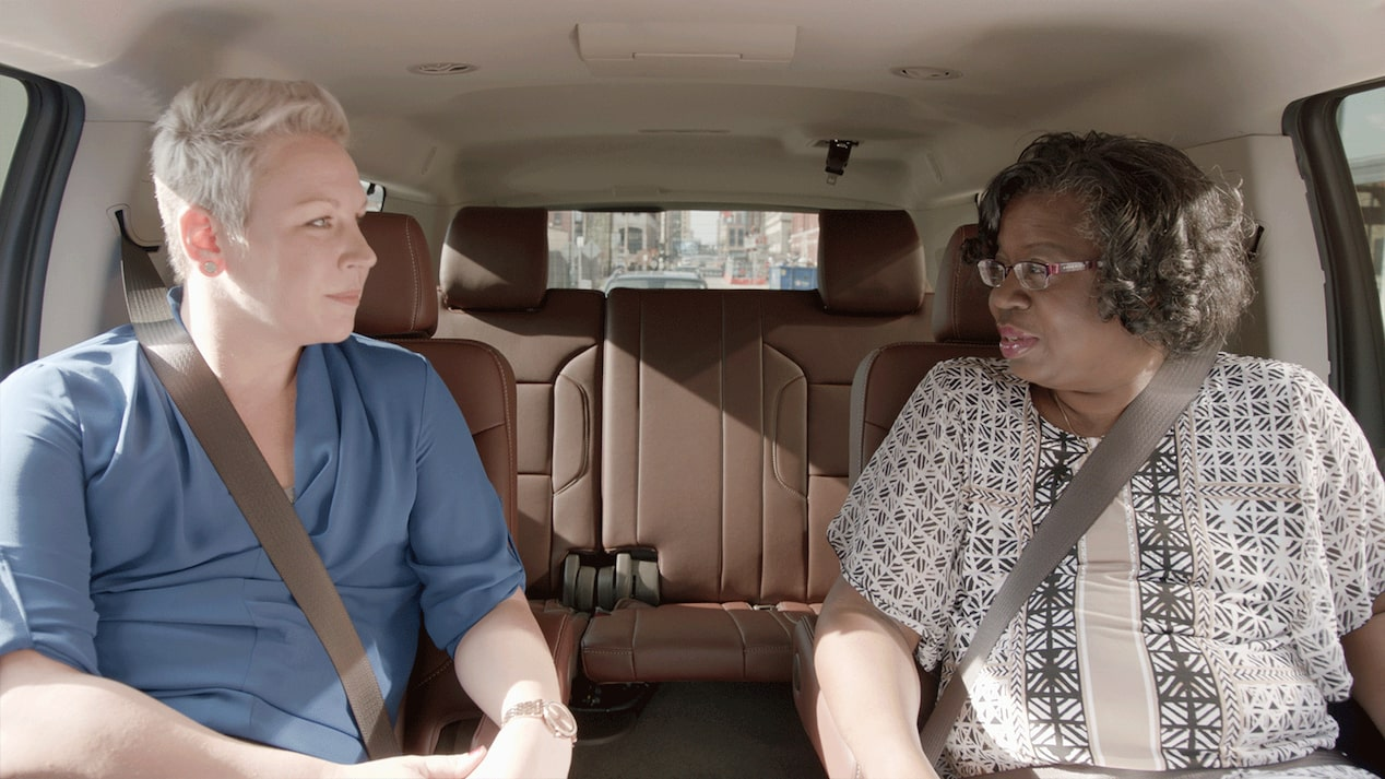Chevrolet Making Strides Against Breast Cancer: Share the Drive Video Cheryl & Logan