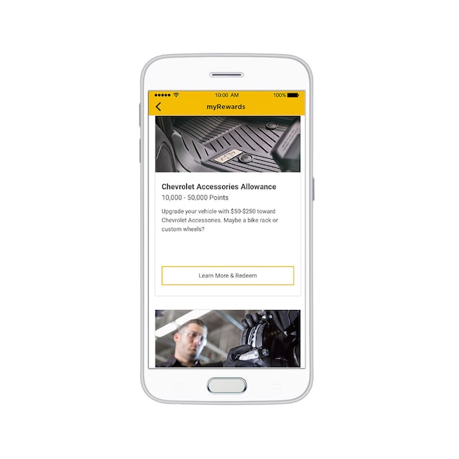 myChevrolet App: Owner Experience