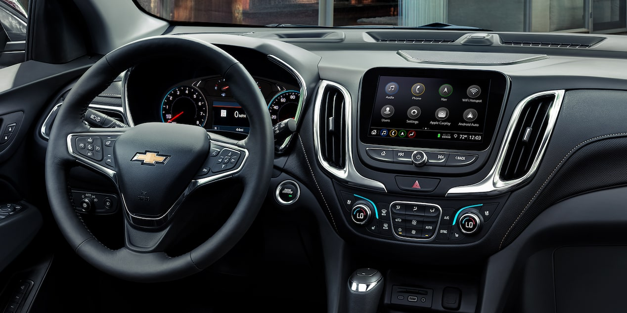 Chevy Connectivity & Technology: Infotainment System