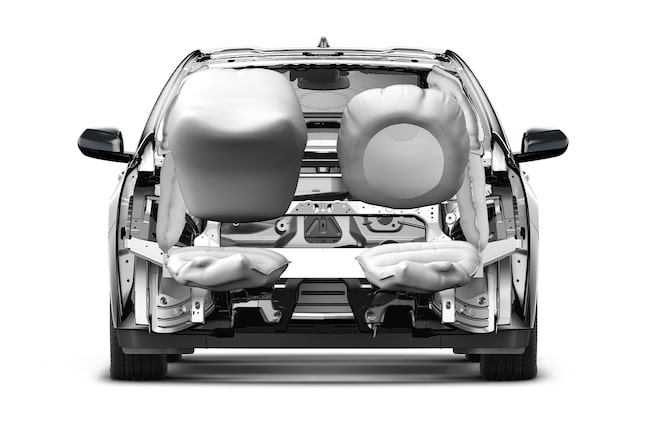 Chevrolet Safety: 360 air bags