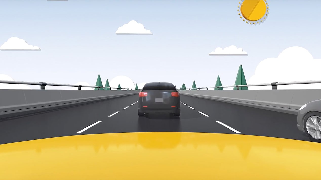 Safety: Adaptive Cruise Control Video