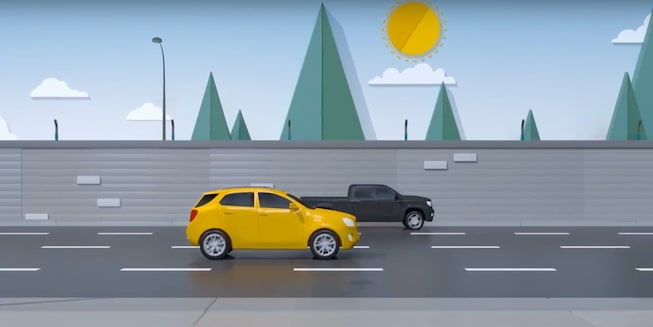 Safety: Lane Keep Assist with Lane Departure Warning