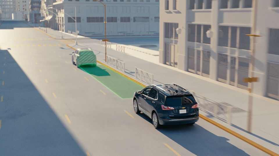 Chevy Safety Assist: Forward Collision Alert and Automatic Emergency Braking | Chevrolet