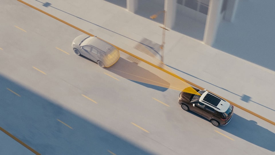 Chevy Trailblazer - Chevy Safety Assist: Following Distance Indicator | Chevrolet