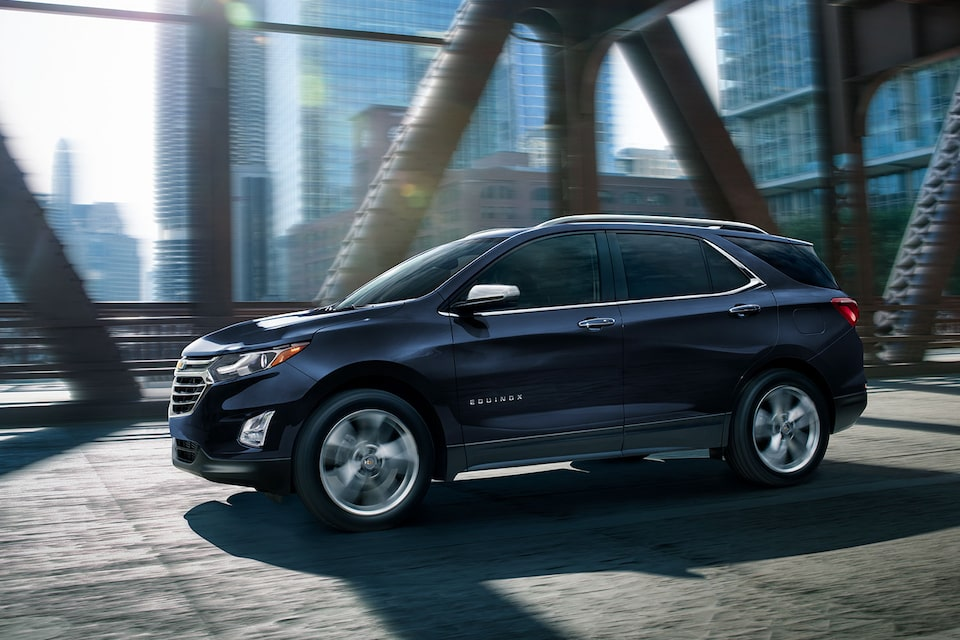 Chevy Safety: 2021 Equinox