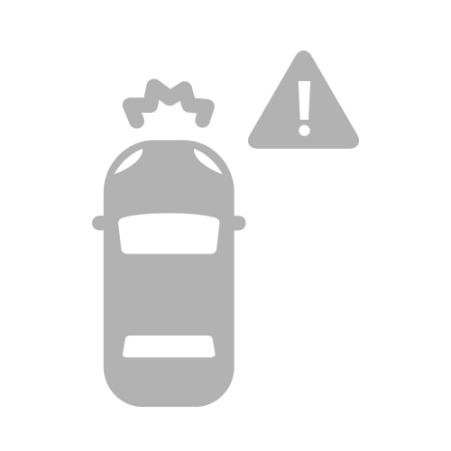 Forward Collision Alert and Automatic Emergency Braking Icon