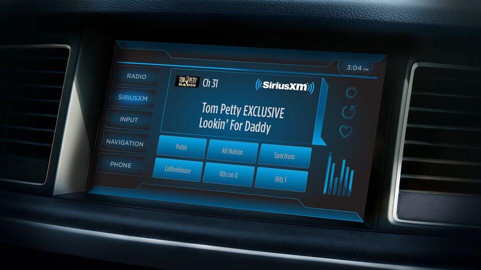 Coast To Coast Sirius Xm >> Siriusxm Satellite Radio And Infotainment Chevrolet
