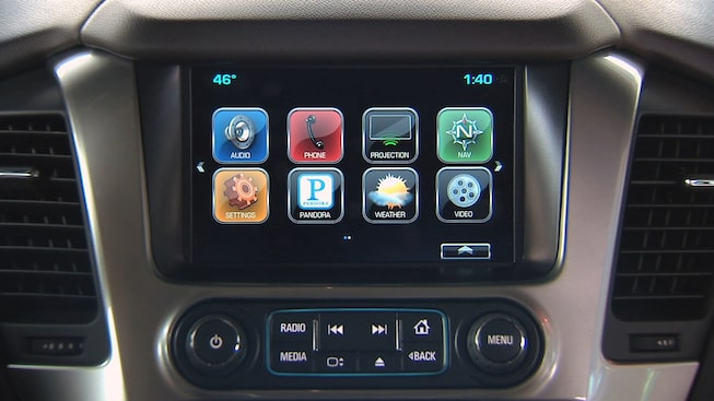 Siriusxm satellite radio and infotainment chevrolet siriusxm basics 2 sciox Choice Image