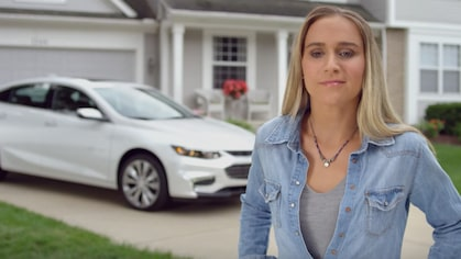 Chevrolet Teen Driver: teen video