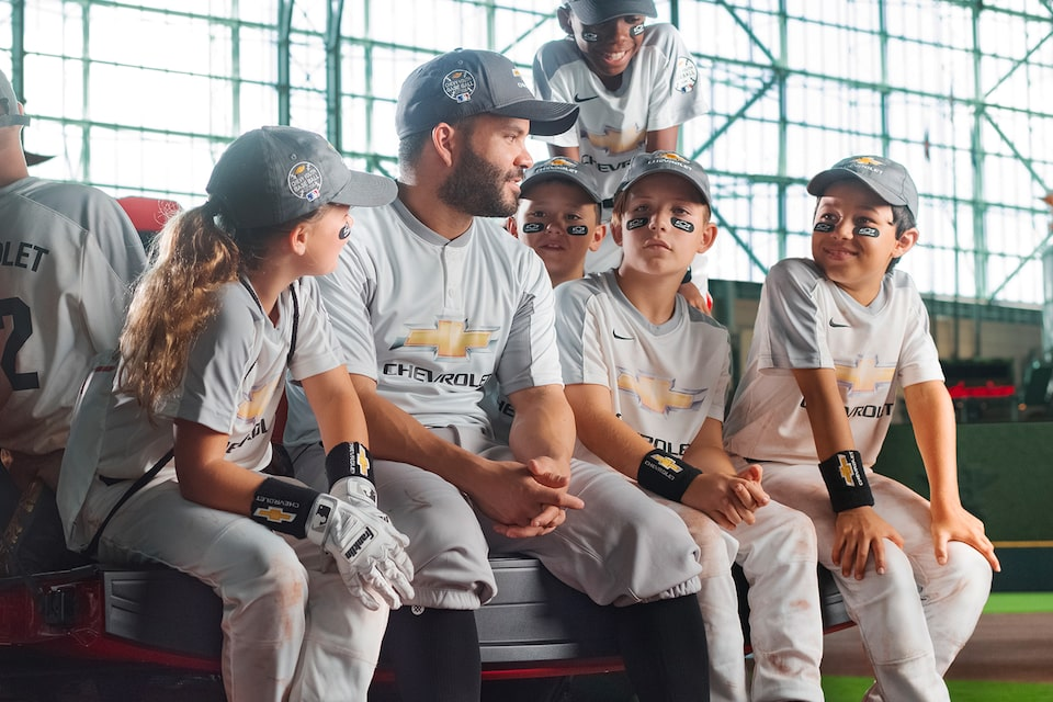 2018-chevy Youth Baseball Jose Altuve