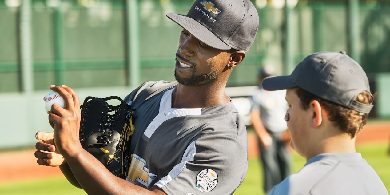 Chevy Youth Baseball: Andrew McCutchen