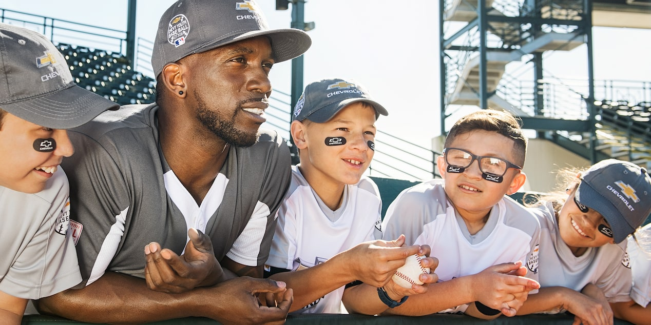 Chevy Youth Baseball: Andrew McCutchen 2