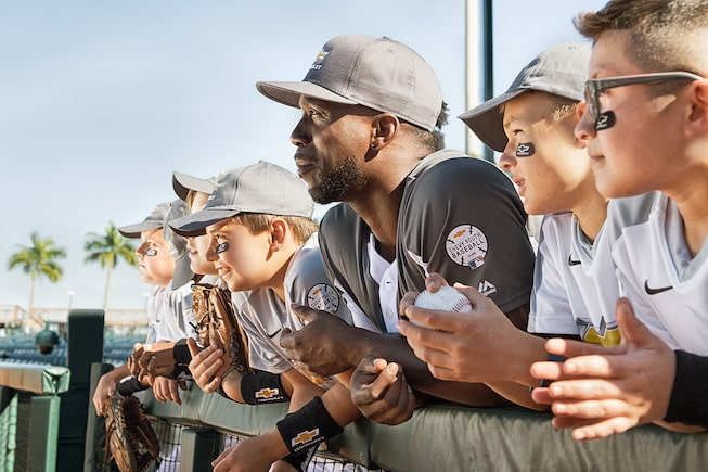 Chevy Youth Baseball: Andrew McCutchen 4