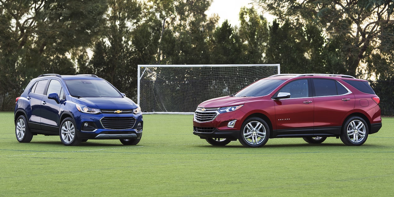 Chevy Youth Soccer: All-New Trax Small SUV