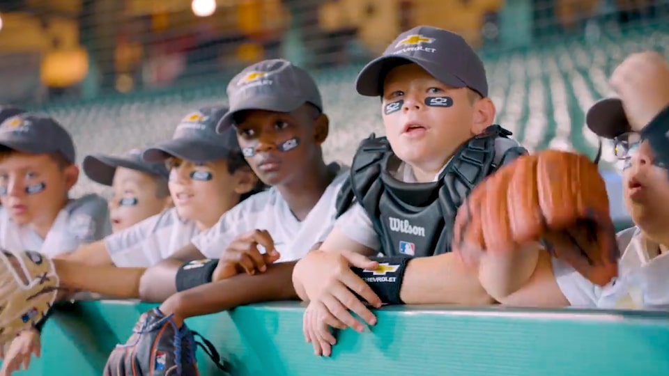 Chevy Youth Baseball Video