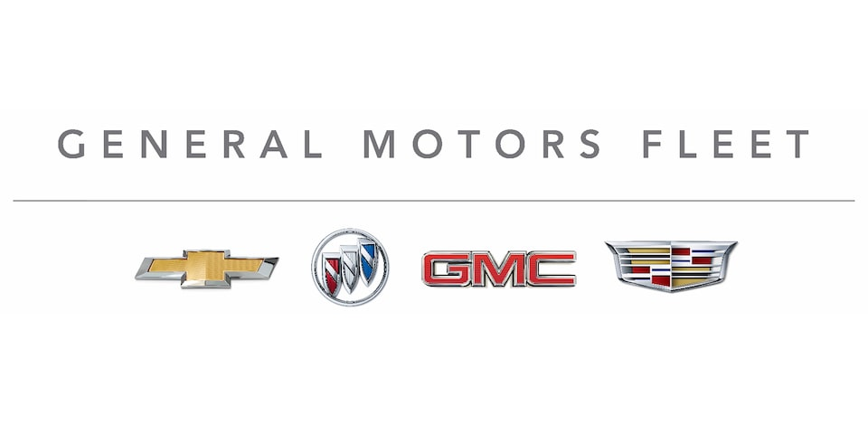 General Motors Fleet Logo