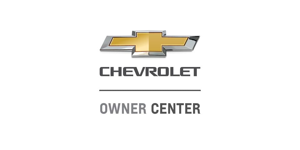 Chevrolet Owner Center Logo