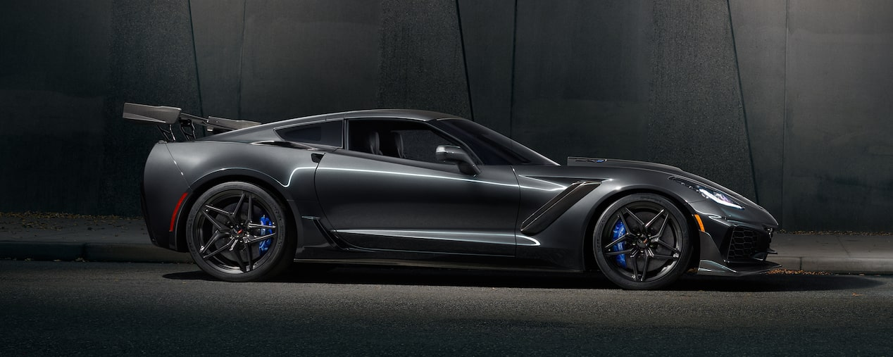 Chevrolet Homepage: 2019 Corvette ZR1 Supercar Reveal