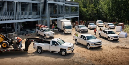 Chevrolet Homepage: Commercial Vehicles