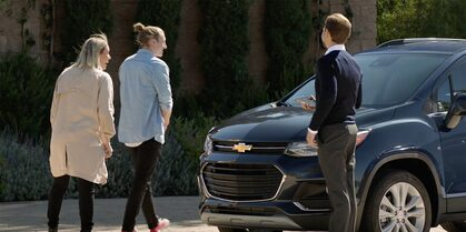 Chevrolet Homepage: New Couple