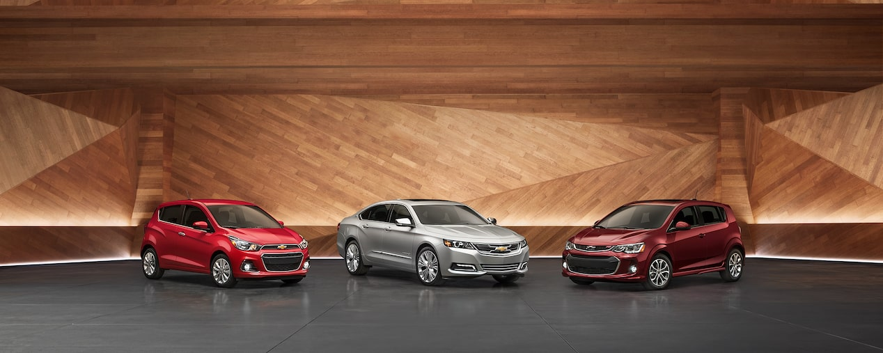 Chevy Current Offers: 20% Below MSRP on all 2018 Spark, Impala and Sonic models