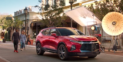 Chevrolet Homepage: Blazer Film